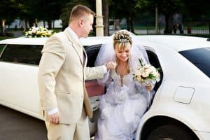 wedding transportation in Cleveland Oh
