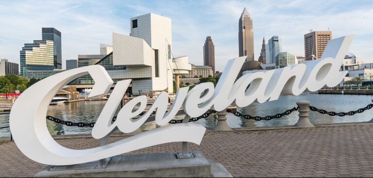 private chauffeur in Cleveland this spring time