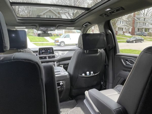 2021 Yukon XL SLT Interior 2